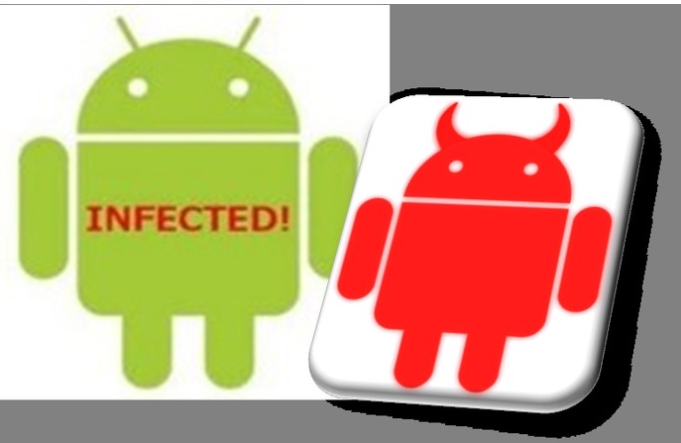menghapus virus android